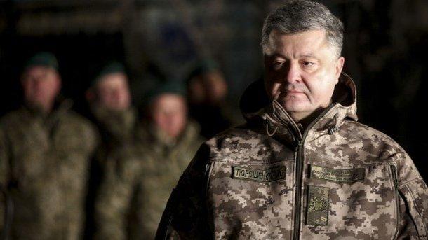 Порошенко: таможенники спасли мне жизнь вЛуганске
