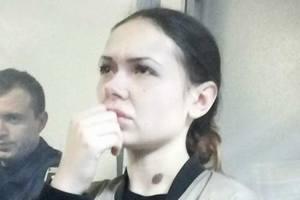 Авария в Харькове: суд отправил Алену Зайцеву в СИЗО на 60 дней
