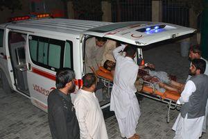 В Афганистане двойной теракт: более 70 погибших, десятки раненых