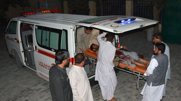 Взрыв прогремел вправительственном квартале Кабула