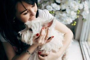 Домашние животные улучшают здоровье своих хозяев