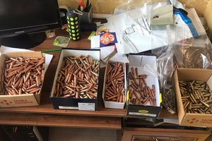 В Киеве накрыли подпольный интернет-магазин оружия из зоны АТО