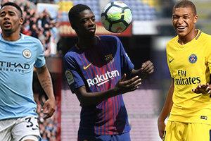 Определилась тройка претендентов на звание лучшего молодого футболиста Европы