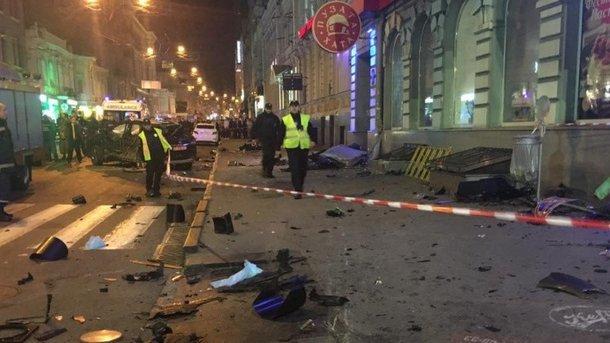 Смертельное ДТП вХарькове: вСБУ уточнили деталь по шоферу Фольксваген