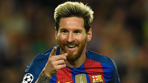 «Барселона» не проверила трудностей с«Малагой». образца. 9-й тур