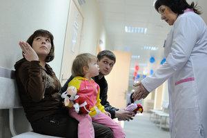 На Украину надвигается эпидемия ОРВИ
