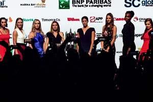 Выберите самую красивую теннисистку Итогового чемпионата WTA - голосование