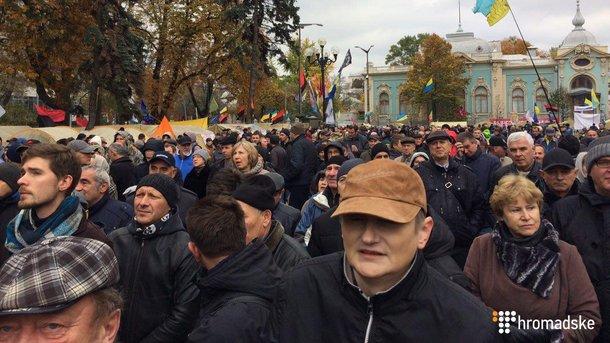 Лидер радикалов Ляшко порекомендовал Саакашвили срочно возвращаться вродную Грузию
