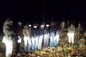 Украинские пограничники уличили ФСБ в помощи нелегальным мигрантам