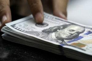 В Украине подорожал доллар и замер курс евро