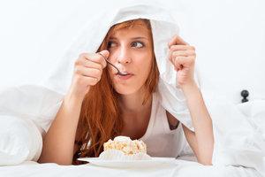 Пять худших продуктов перед сном