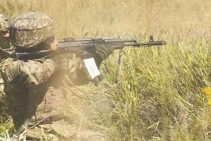 За сутки в зоне АТО ранены два украинских воина