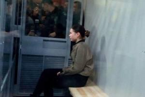 ДТП в Харькове: появились фото из СИЗО, где сидит Зайцева