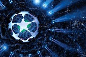 С украинским флагом: в сети появились первые фото мяча финала Лиги чемпионов в Киеве