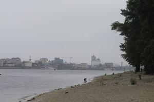 Въезд на Труханов остров в Киеве ограничат специальными столбиками