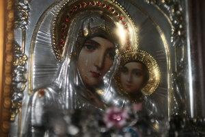 В Киев привезли чудотворную икону
