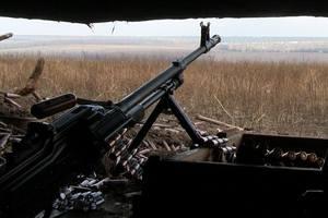 """Боевики пытаются занять """"серую зону"""" возле Широкино"""