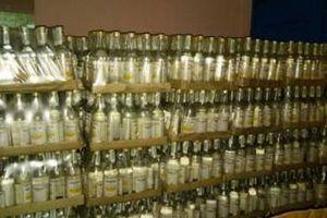 В Одессе изъяли поддельную водку на 1,4 млн