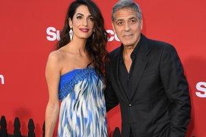 Джордж Клуни рассказал, почему носит ботинки на платформе