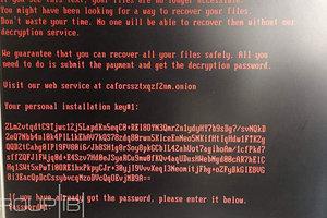 Вирус-шифровальщик атаковал российские СМИ