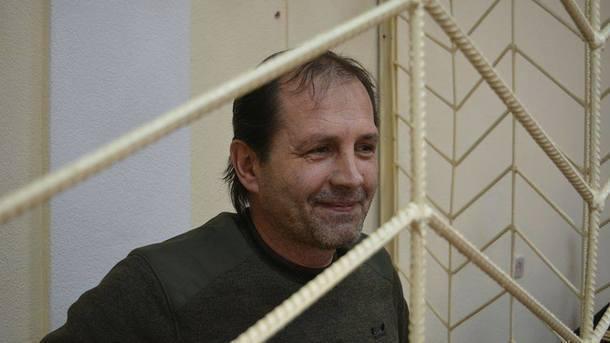 Суд вКрыму продлил арест активисту Балуху до16января