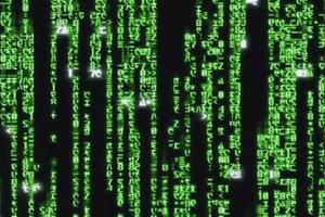 """Создатели """"Матрицы"""" рассказали о происхождении зеленого кода"""