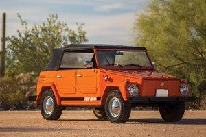 Volkswagen возродит культовый внедорожник из 1970-х