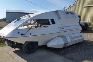 В США нашли фантастический автомобиль из легендарного кинофильма