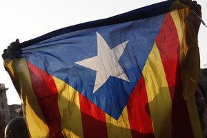 Город в Каталонии запретил въезд королю Испании