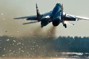 В Болгарии летчики брезгуют садиться в российские истребители МиГ-29