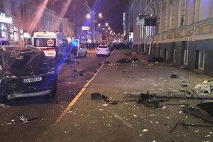 Масштабное ДТП в Харькове: второй участник аварии дал публичные объяснения