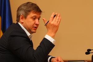 Денег должно хватать всем областям в Украине - Данилюк