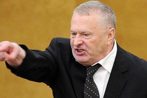 Пять лет тюрьмы и снять с выборов: Жириновский жестко ответил Собчак за украинский Крым