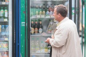 В Киеве из-за спиртного снесут больше 20 киосков