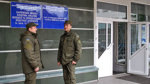 Мед. сотрудники поведали осостоянии беременной женщины, пострадавшей вДТП вХарькове