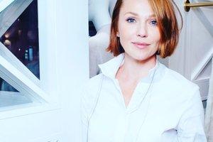 Альбина Джанабаева вышла в свет с Валерием Меладзе и удивила выбором наряда
