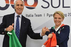 Флаг Италии на открытии Олимпиады-2018 понесет Арианна Фонтана