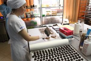 В Украине стали выпускать больше шоколада