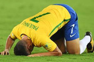 Бразилия не сыграет в финале чемпионата мира среди футболистов до 17 лет