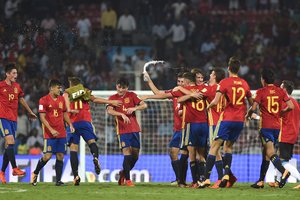 Англия - Испания: таким будет финал юношеского чемпионата мира