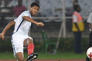 17-летний футболист повторил достижение легендарного Пеле