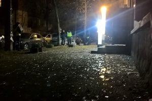 Взрыв в Киеве: Мосийчука посекло осколками, охранник погиб
