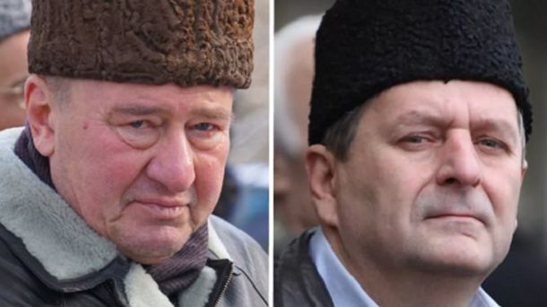 Картинки по запросу Ильми Умеров и Ахтем Чийгоз