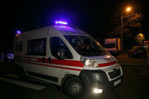 Ляшко: Состояние Виталия Балы после взрыва очень тяжелое