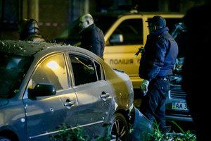 Первые минуты после взрыва: появилось видео с погибшим охранником Мосийчука (18+)