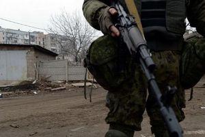 Боевики окапываются в районе Донецкого аэропорта