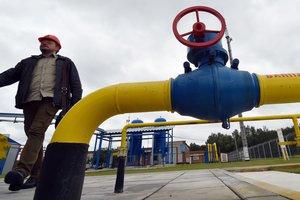 """Украина начала тратить """"зимние"""" запасы газа"""