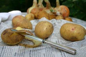 Лайфхак: как сделать овощечистку своими руками