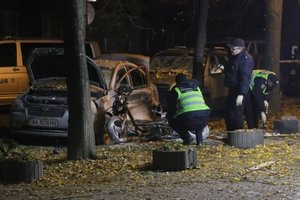 Покушение на Мосийчука: появилось видео момента взрыва
