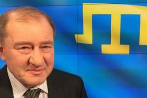 Умеров собирается вернуться в Крым